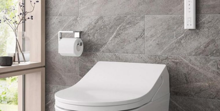 Perfekte Hygiene, elegantes Design