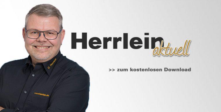 """""""Herrlein aktuell"""" 01/2020 jetzt downloaden!"""