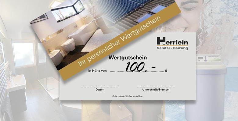 Renovierungsbedarf? Jetzt 100 Euro Gutschein sichern!