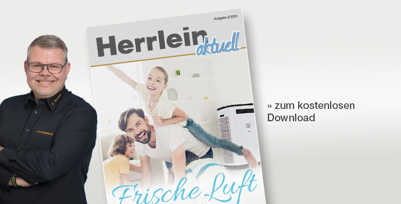 """""""Herrlein aktuell"""" 02/2020 jetzt downloaden!"""