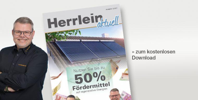"""""""Herrlein aktuell"""" 01/2021 jetzt downloaden!"""