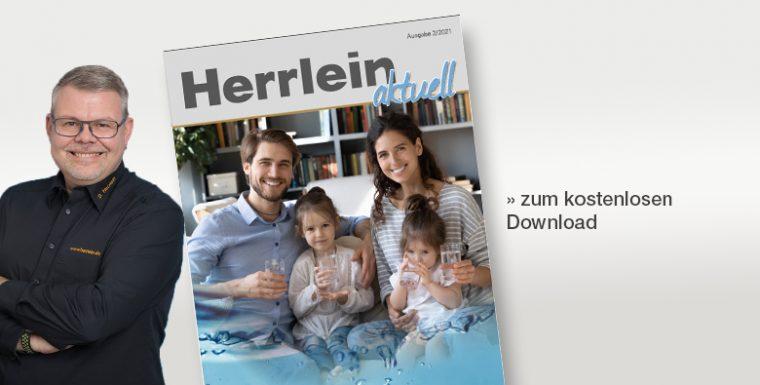 """""""Herrlein aktuell"""" 02/2021 jetzt downloaden!"""